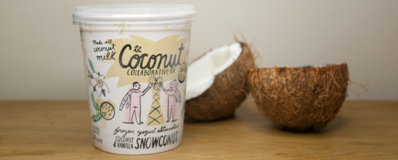 Coconut & Vanilla Snowconut